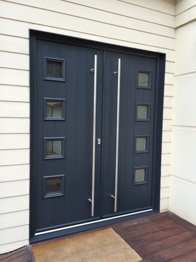 Modern Contemporary Or Classic Style Composite Doors In