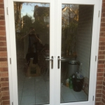 French doors professionally fitted in Redhill